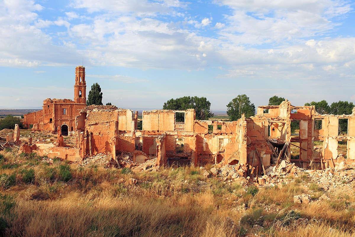 ruinas-del-Convento-de-San-Rafael-Belchite-Viejo