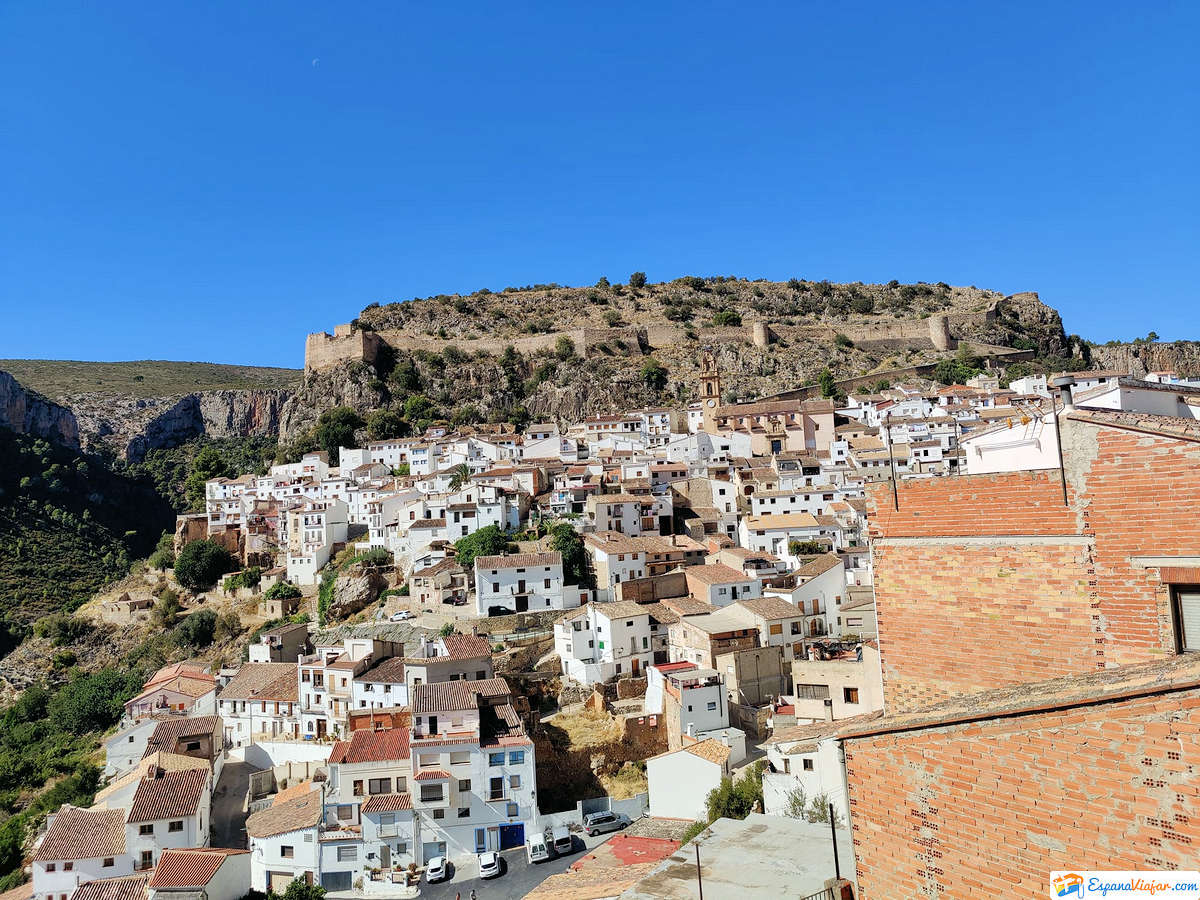Pueblos más bonitos de Valencia, Chulilla