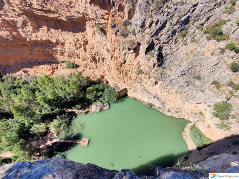 Calderones del río Turia