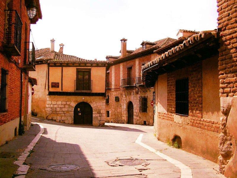 Calles de Simancas