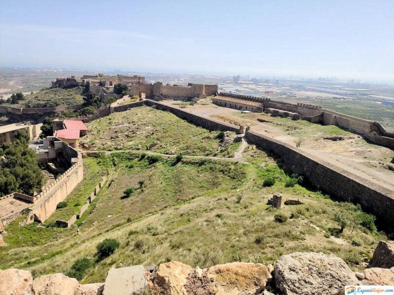 Castillo de Sagunto-Puerta de Almenara