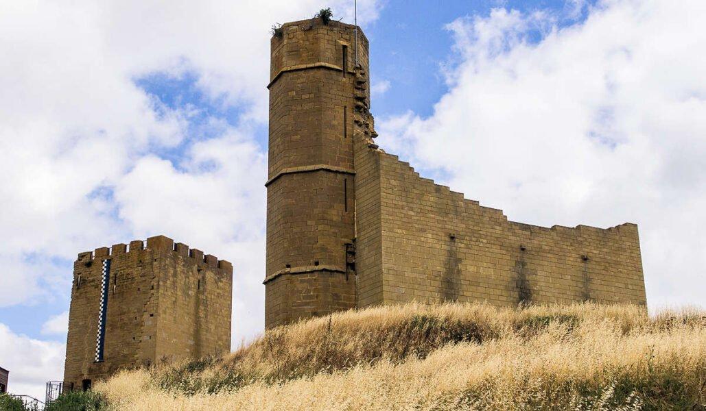 Castillo de la Peña en Uncastillo