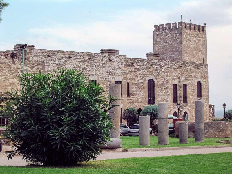 Castillo de la Zuda en Tortosa