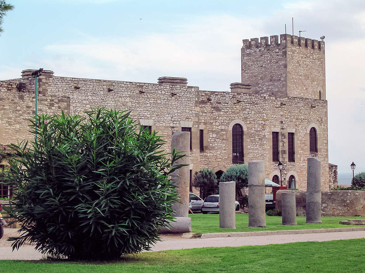 Castillo-de la Zuda-Tortosa-Tarragona