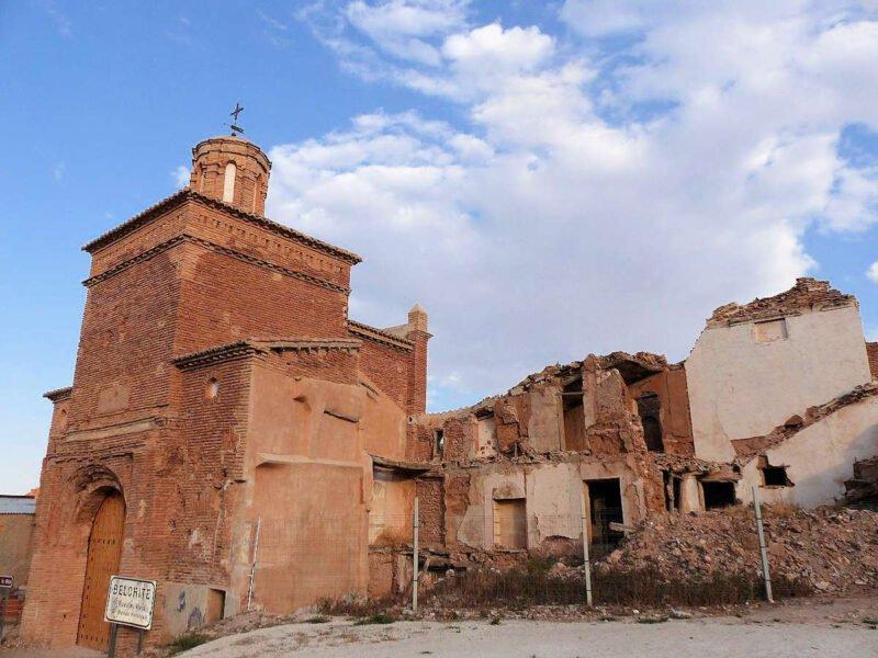 Ciudad vieja de Belchite