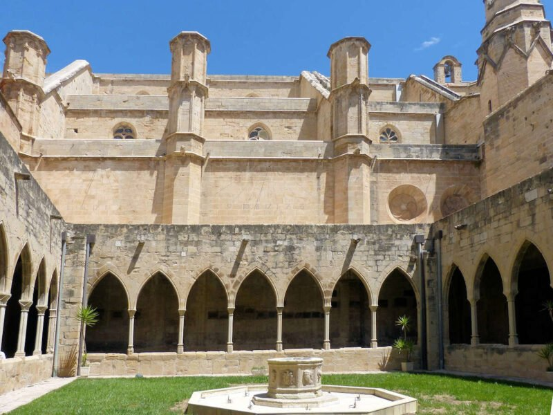 Claustro del Palacio Episcopal