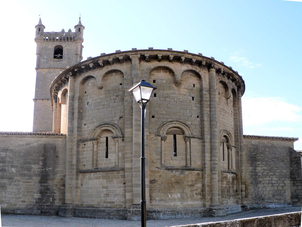 Colegiata-de-Santa-Maria-Uncastillo-Zaragoza