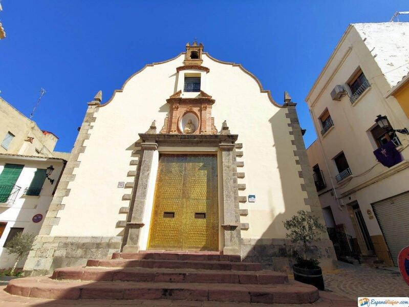 Ermita de la Sangre en Sagunto
