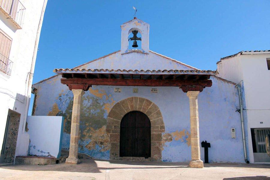 Ermita de la Santa Cruz de Chelva