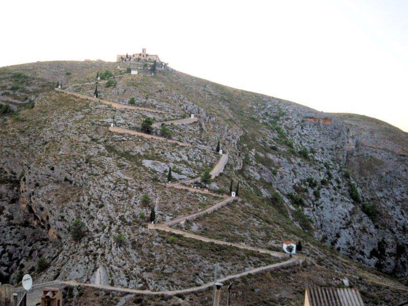 Ermita del Santo Cristo de Bocairent
