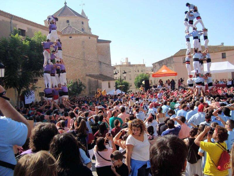 Festividades en Altafulla
