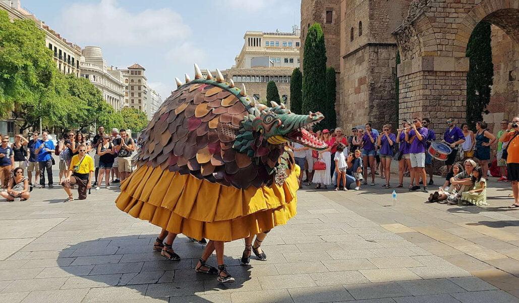 Festividades en Montblanc