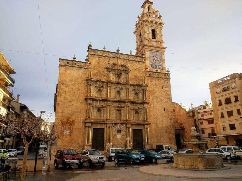 Iglesia Arciprestal Nuestra Señora de los Ángeles
