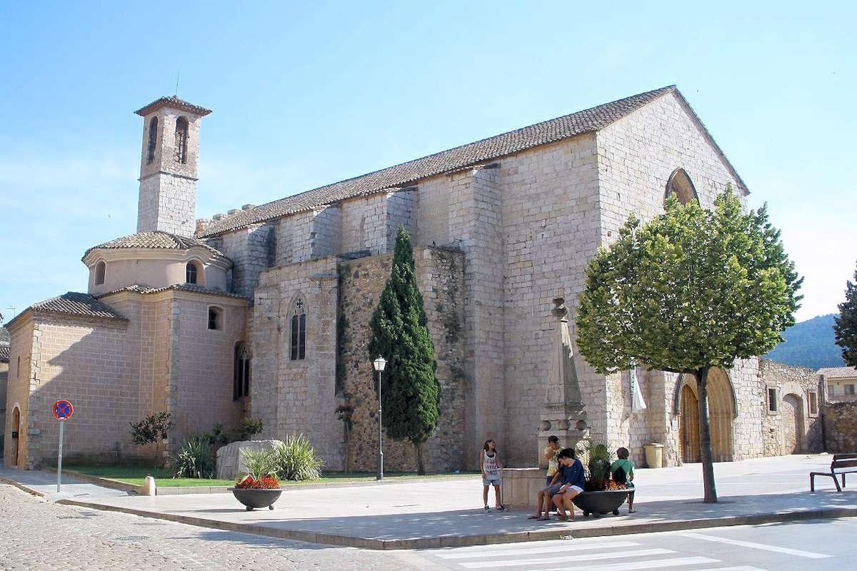 iglesia-san-francisco-montblanc-tarragona