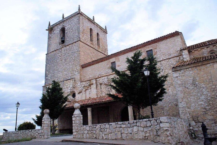 Iglesia de Canalejas de Peñafiel