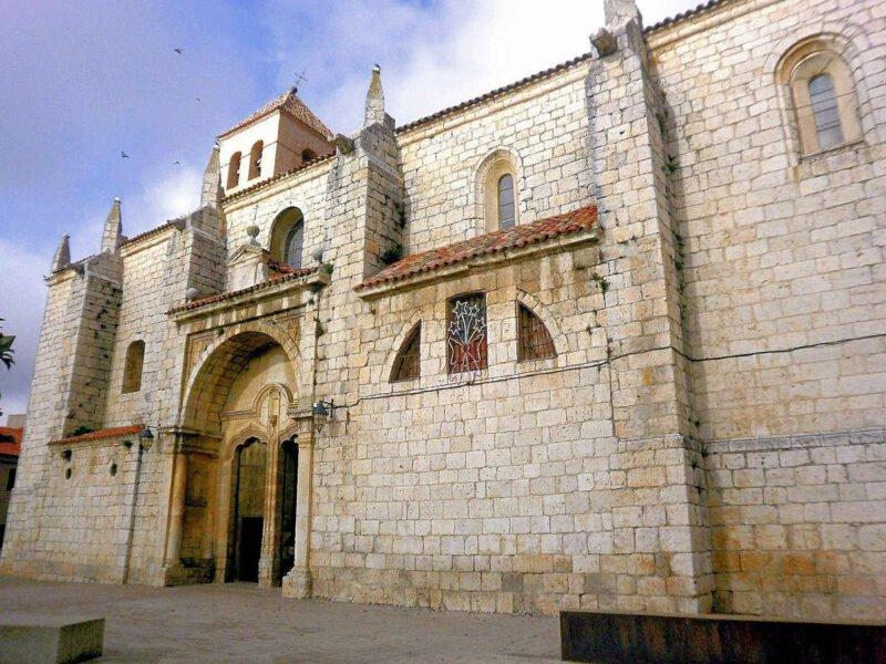 Iglesia de El Salvador de Simancas