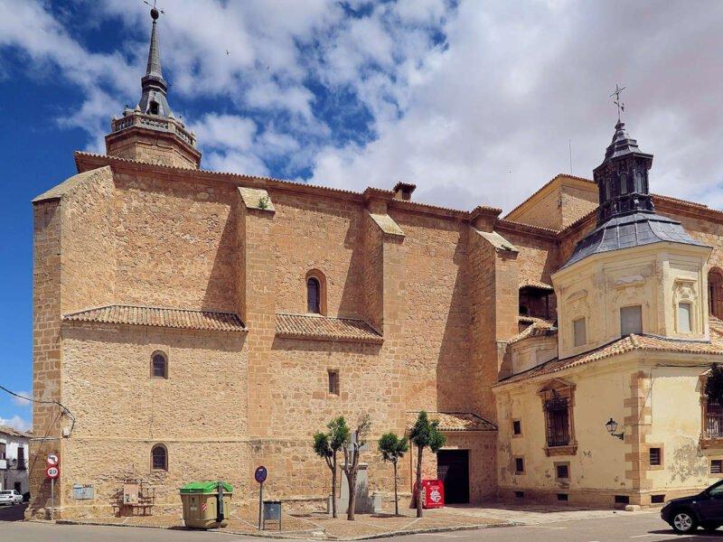Iglesia de Nuestra Señora de la Asunción en Tembleque