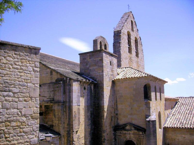 Iglesia de San Esteban en Sos del Rey Católico
