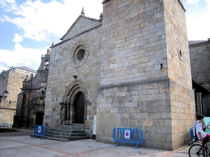 Iglesia de Santa María del Azogue