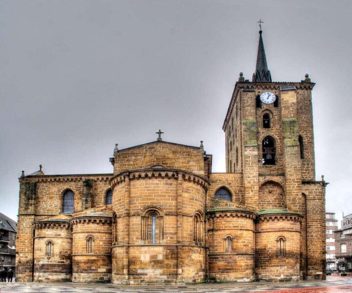 Iglesia de Santa María del Azogue de Benavente