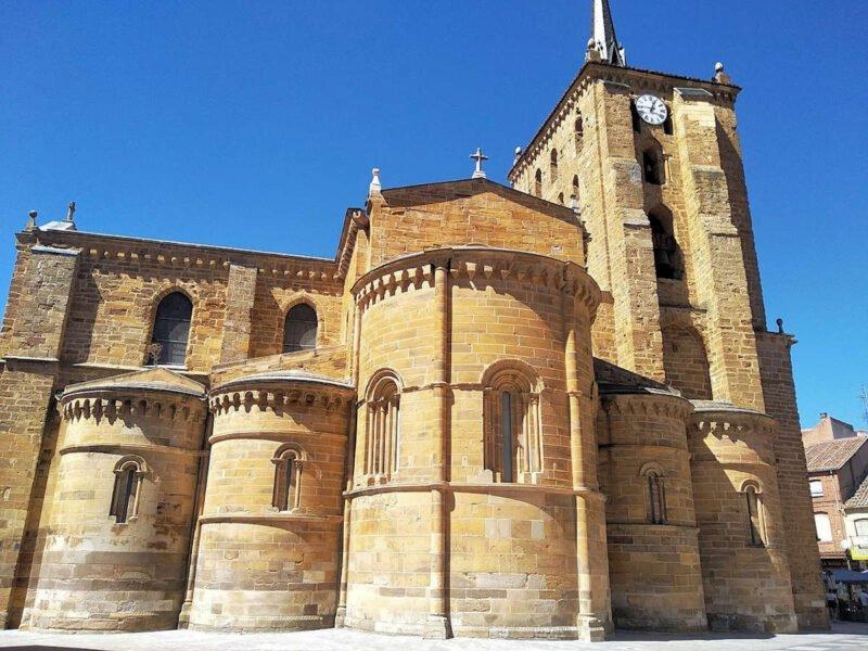 Iglesia de Santa María del Azogue en Benavente