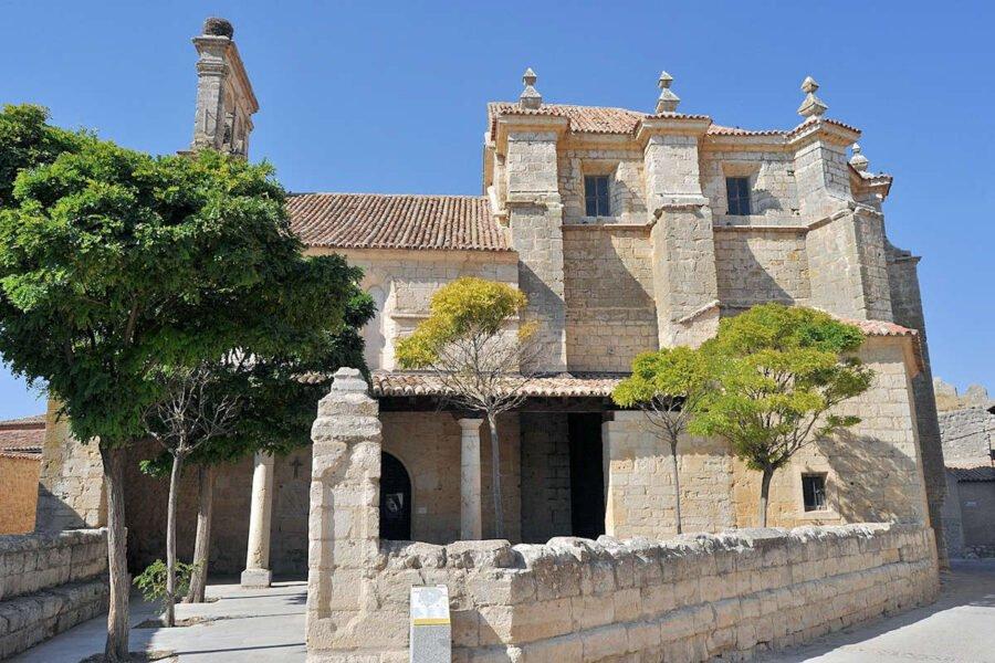 Iglesia de Santa María del Azogue en Urueña