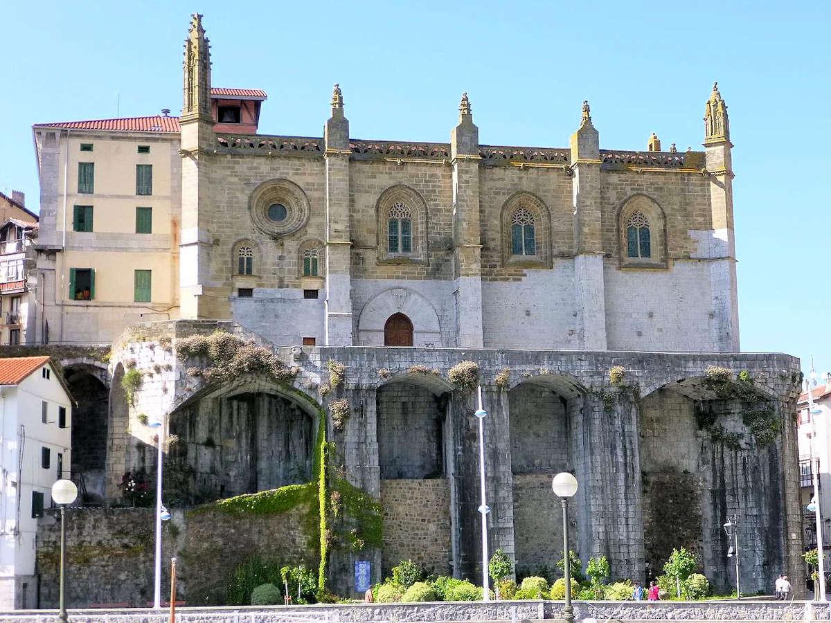 Iglesia-gotica-Santa Maria-Ondarroa-Viscaya