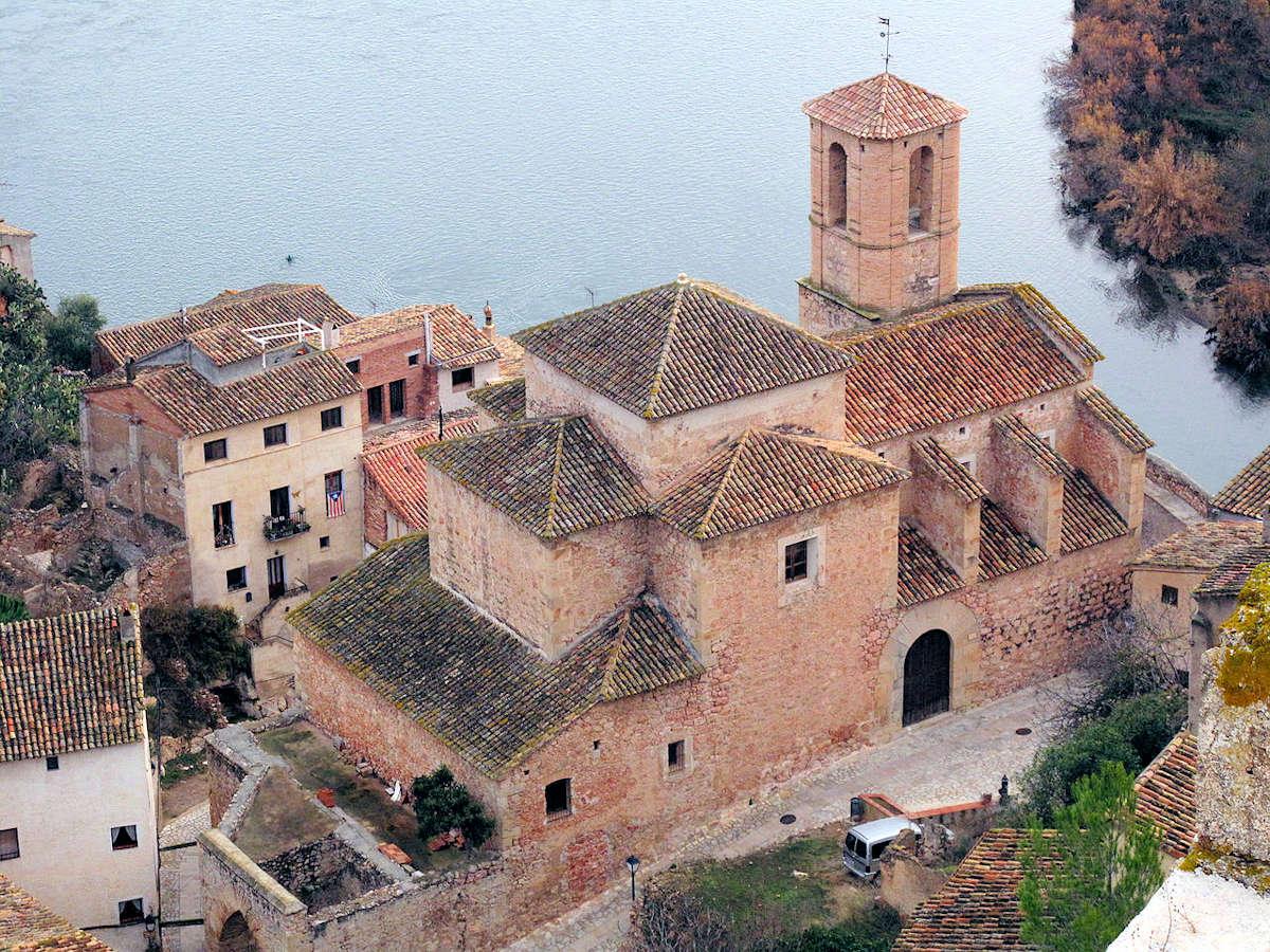 Iglesia-Vieja-Miravet-Tarragona