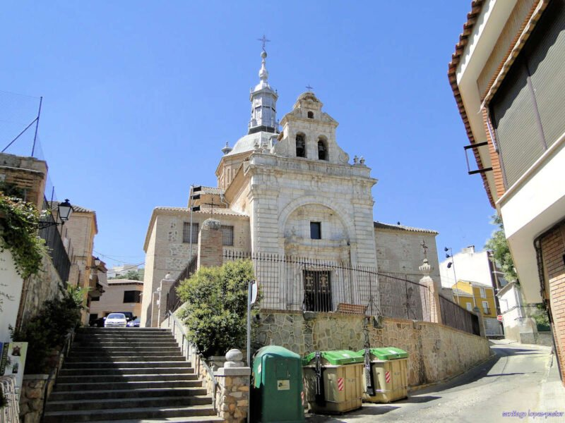 Iglesia del Cristo de la Veracruz
