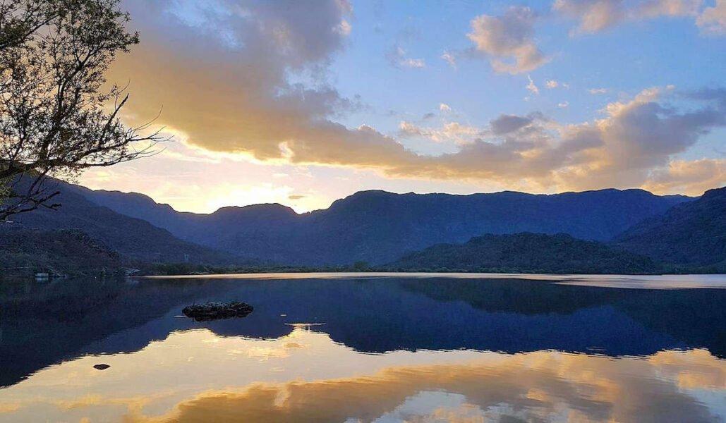 Lago de Puebla de Sanabria