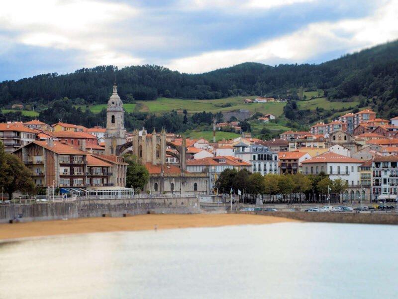 Lequeitio en Vizcaya