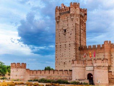MEDINA DEL CAMPO-Pueblos más bonitos de Valladolid