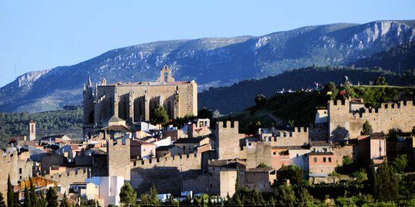 MONTBLANC-Pueblos más bonitos de Tarragona