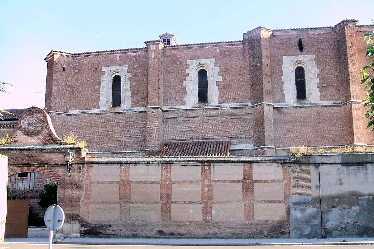 Medina-del-Campo-Iglesia-de-Santiago-el-Real