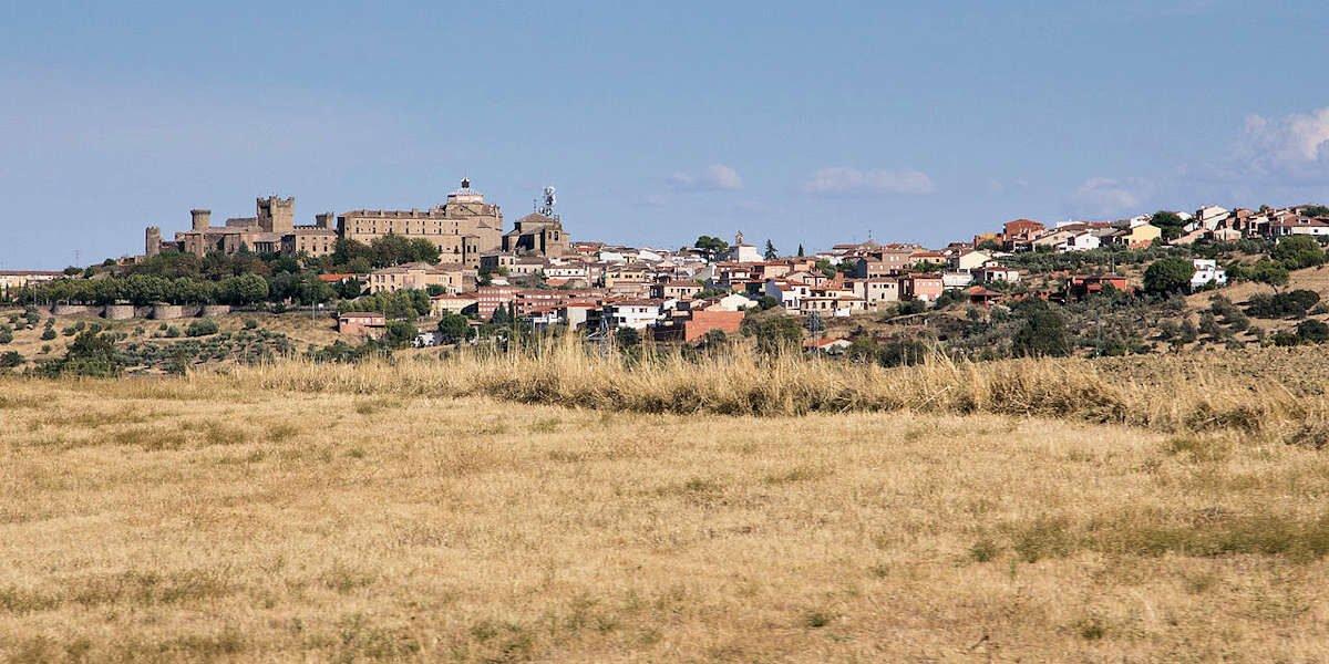 Oropesa en Toledo