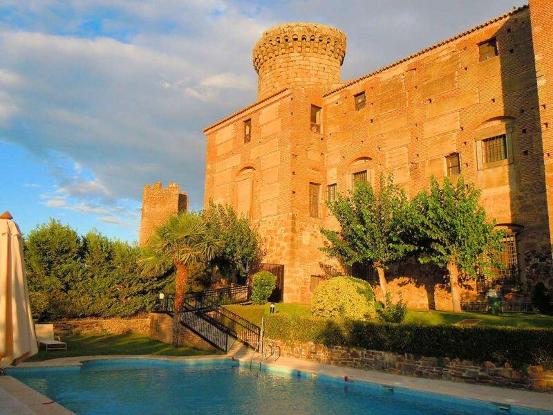 Palacio de los Álvarez o Parador de Oropesa