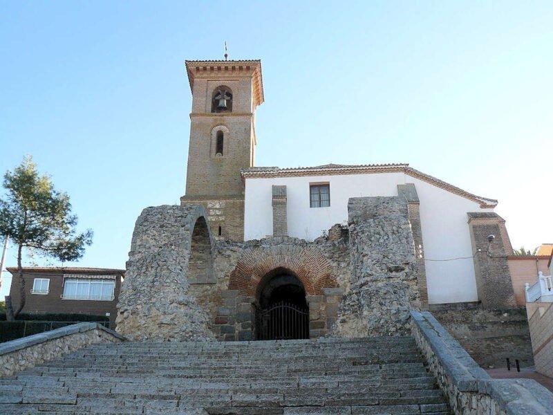 Parroquia de Santa María de los Alcázares