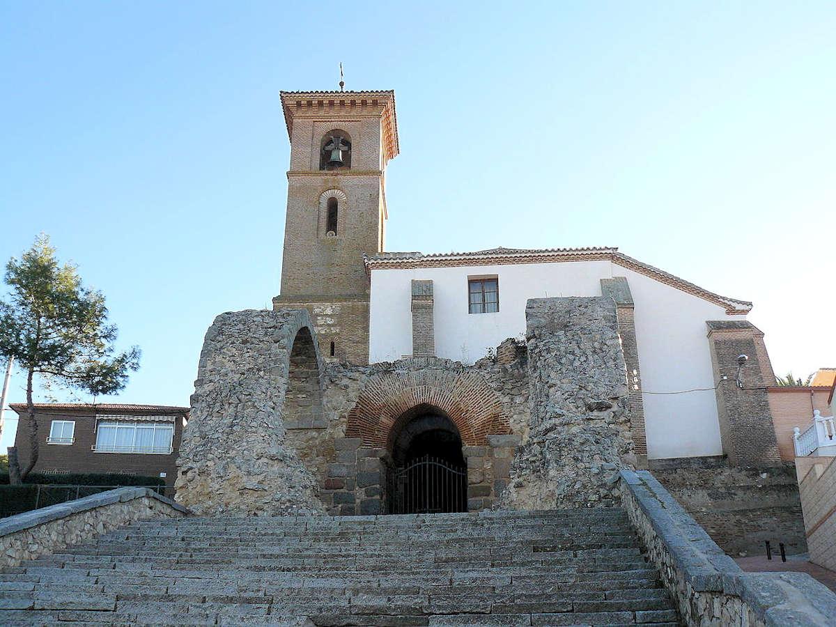 Iglesia-Santa-Maria-de-los-Alcazares-Maqueda-Toledo