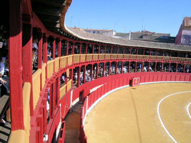 Plaza de Toros en Toro