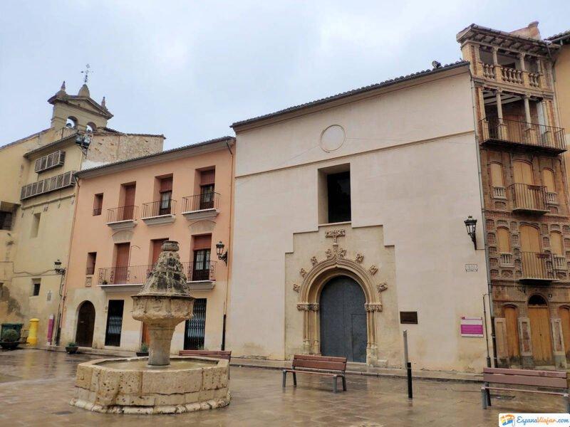 Plaza de la Trinitat