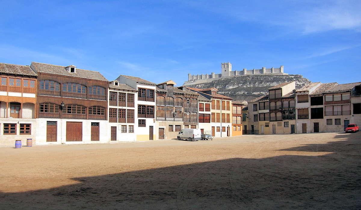 Torre-del-Reloj-Peñafiel-Valladolid