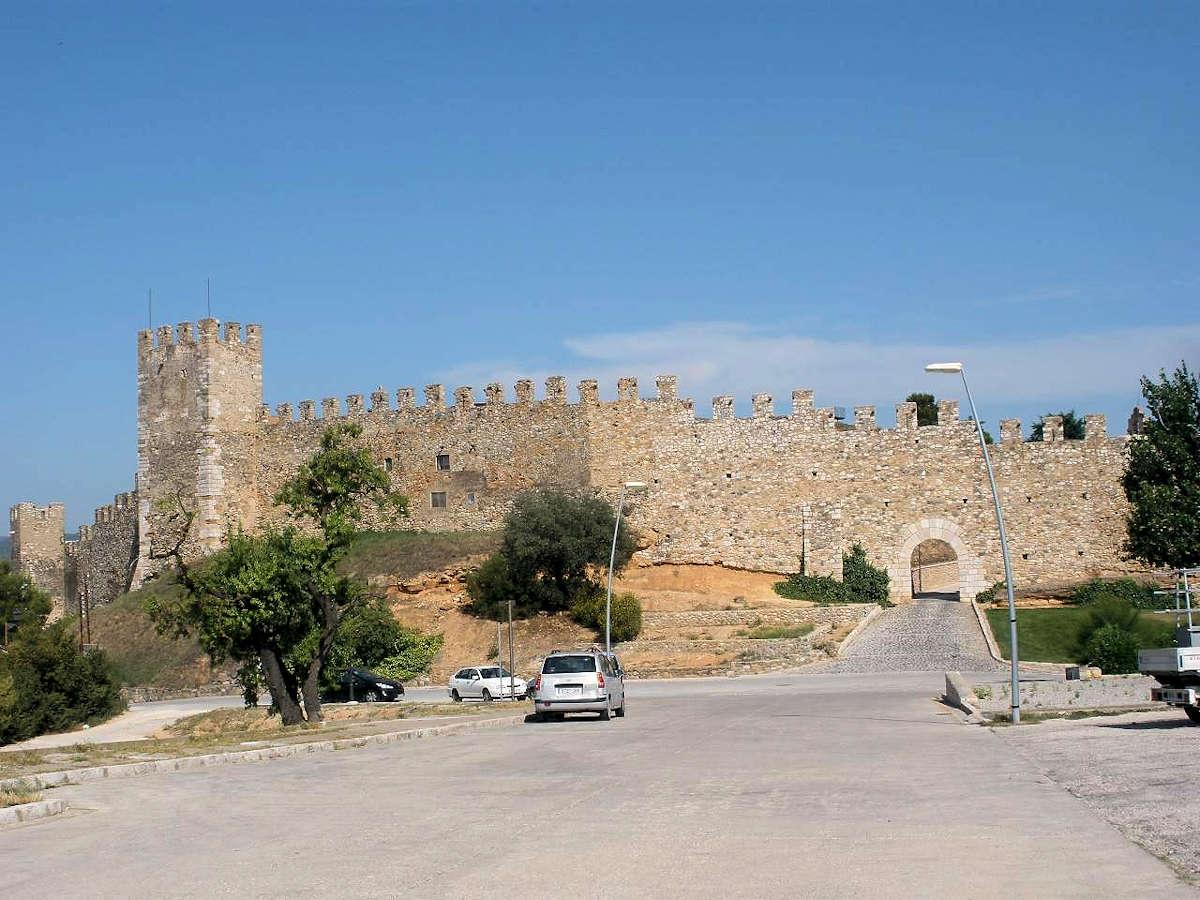 muralla-castillo-Montblanc-Tarragona