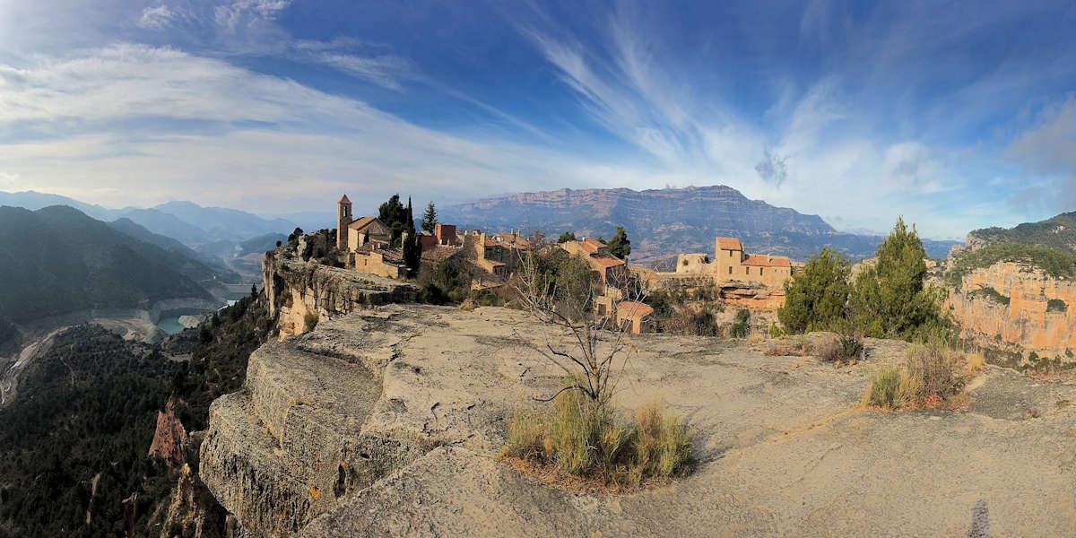 SIURANA-Pueblos más bonitos de Tarragona