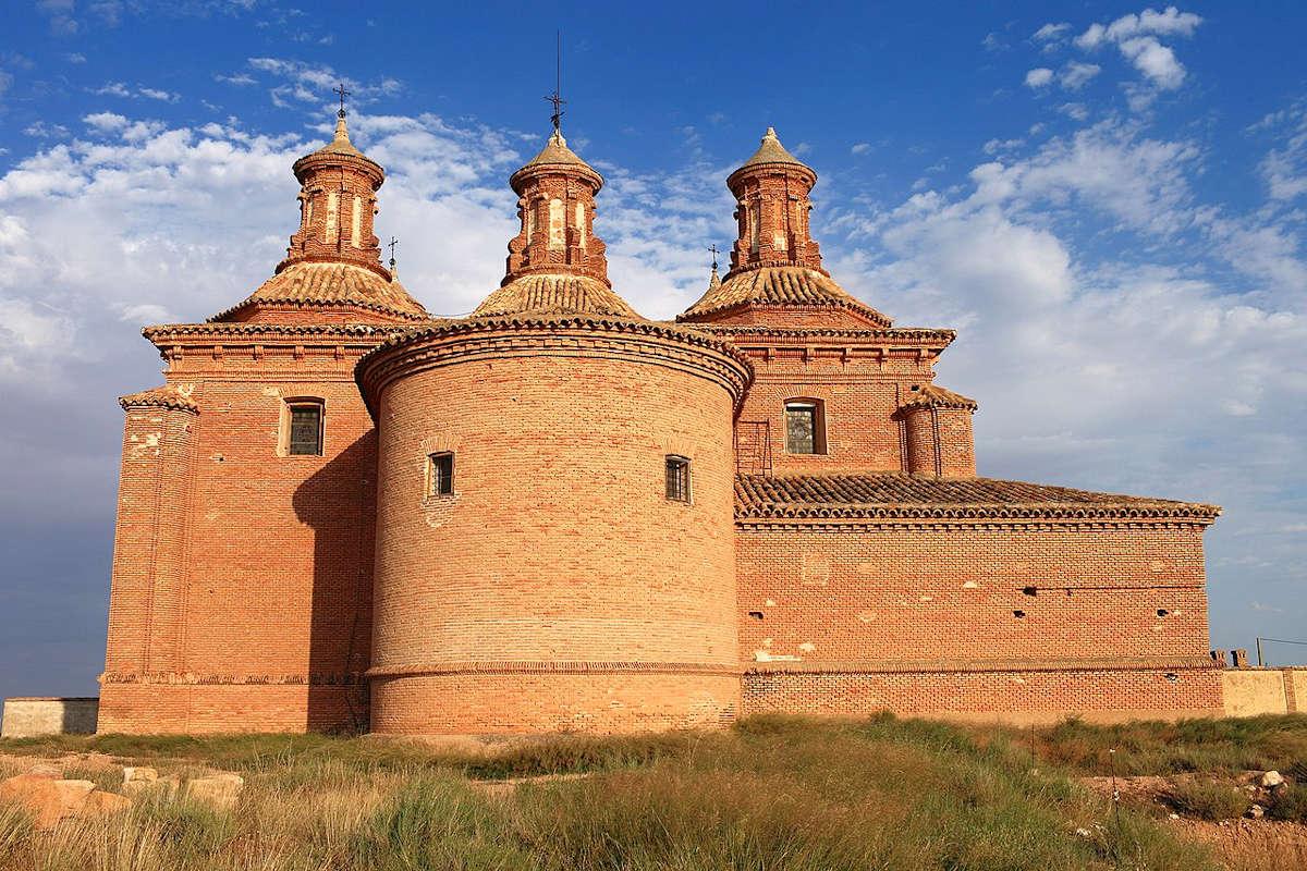Santuario-Virgen-del-Pueyo-Berlchite-Zaragoza
