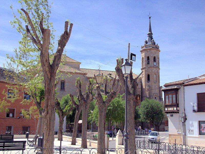 Tembleque en Toledo
