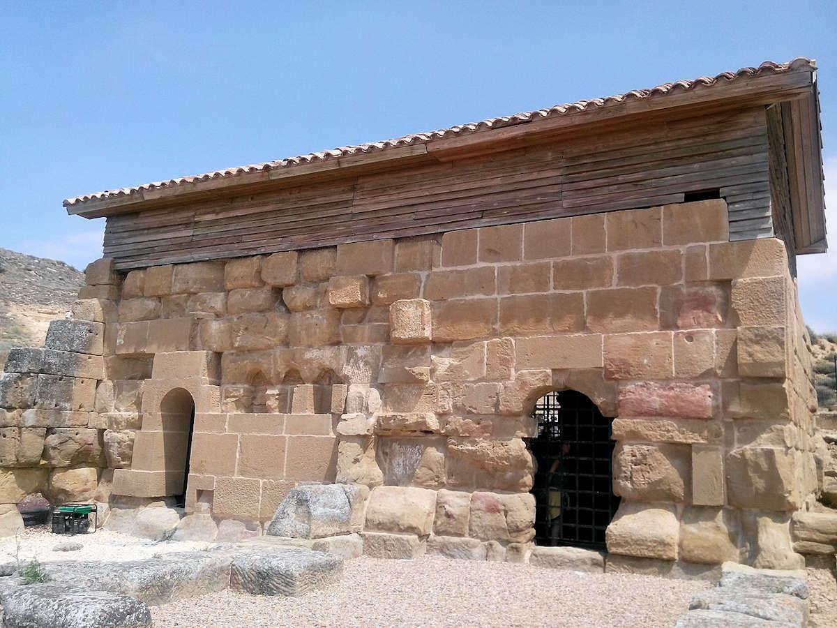 Los-Bañales-Uncastillo-Zaragoza