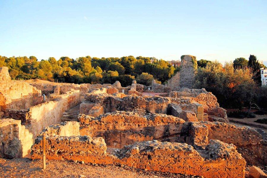 Villa Romana de los Munts en Altafulla