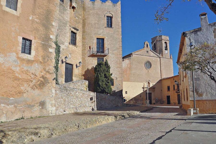 Visita Altafulla en Tarragona