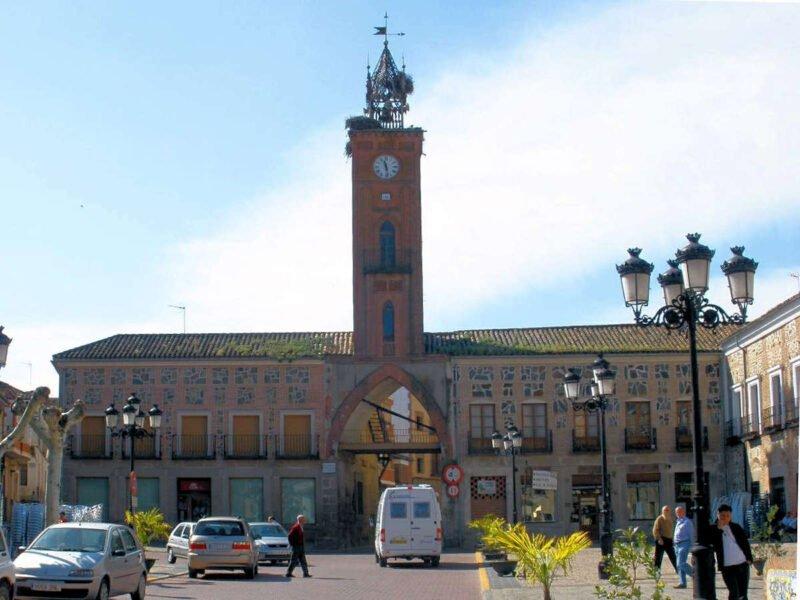 Visita Oropesa en Toledo