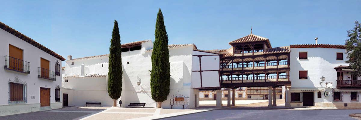 Visita Tembleque en Toledo